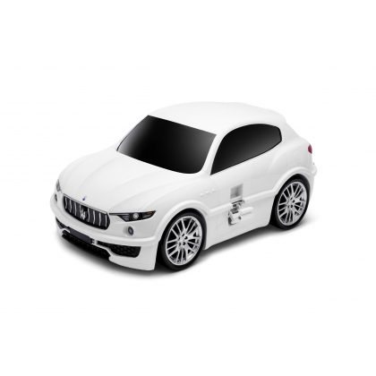 Ridaz Maserati Levante White